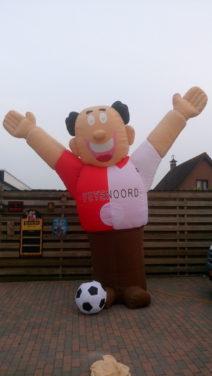 Feyenoord feestpop
