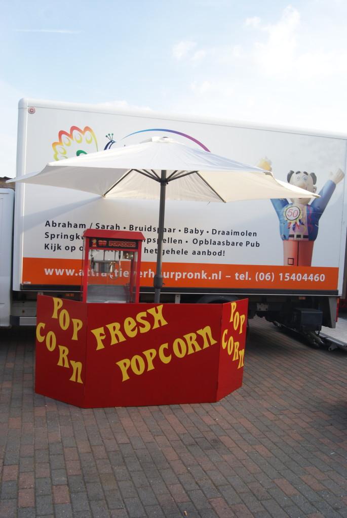 Popcornkraampje huren
